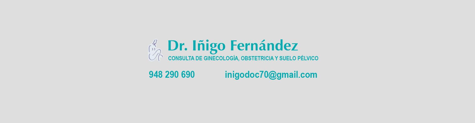 Dr. Iñigo Fernández